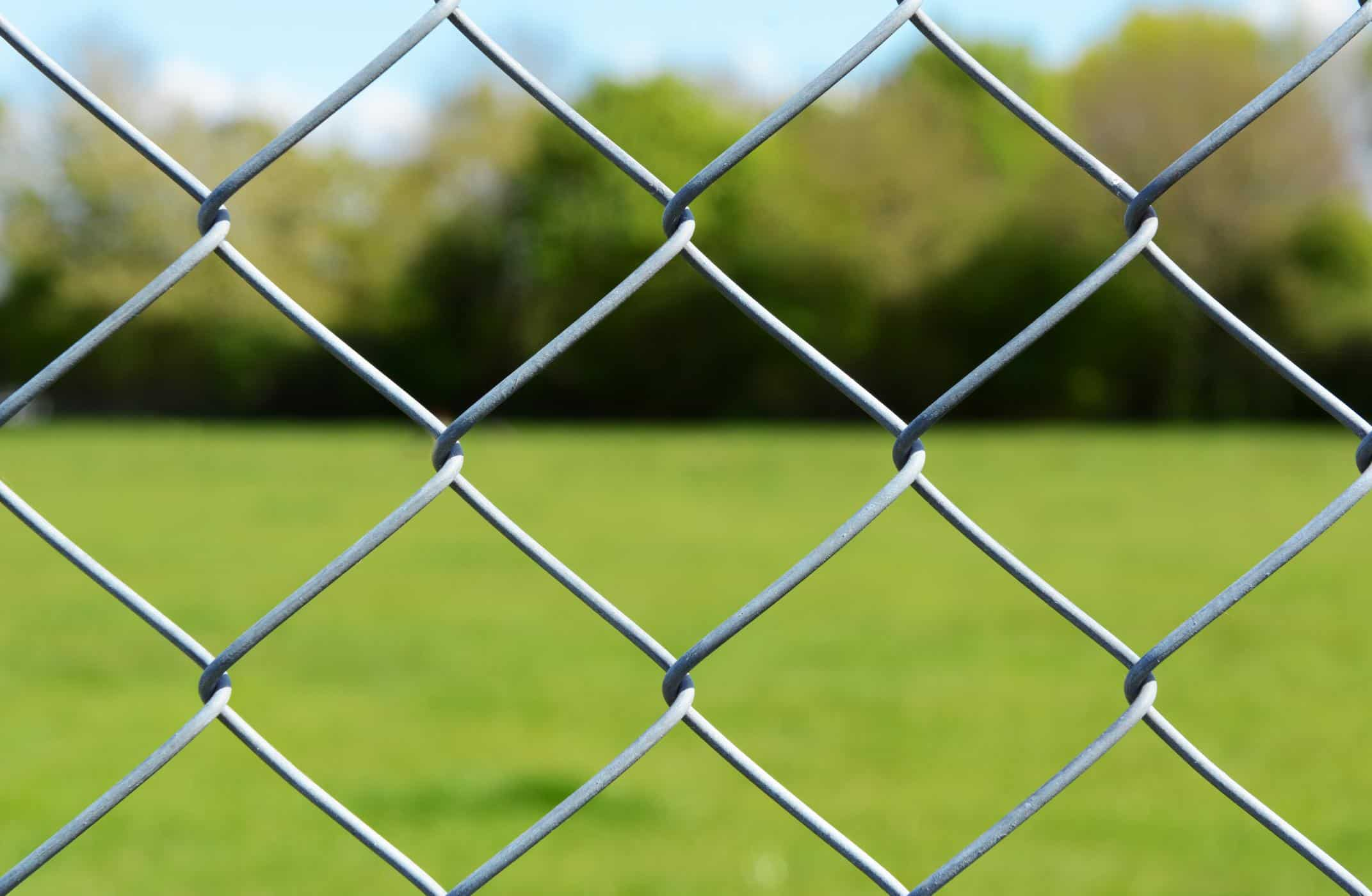 Elk Grove Chain link fence