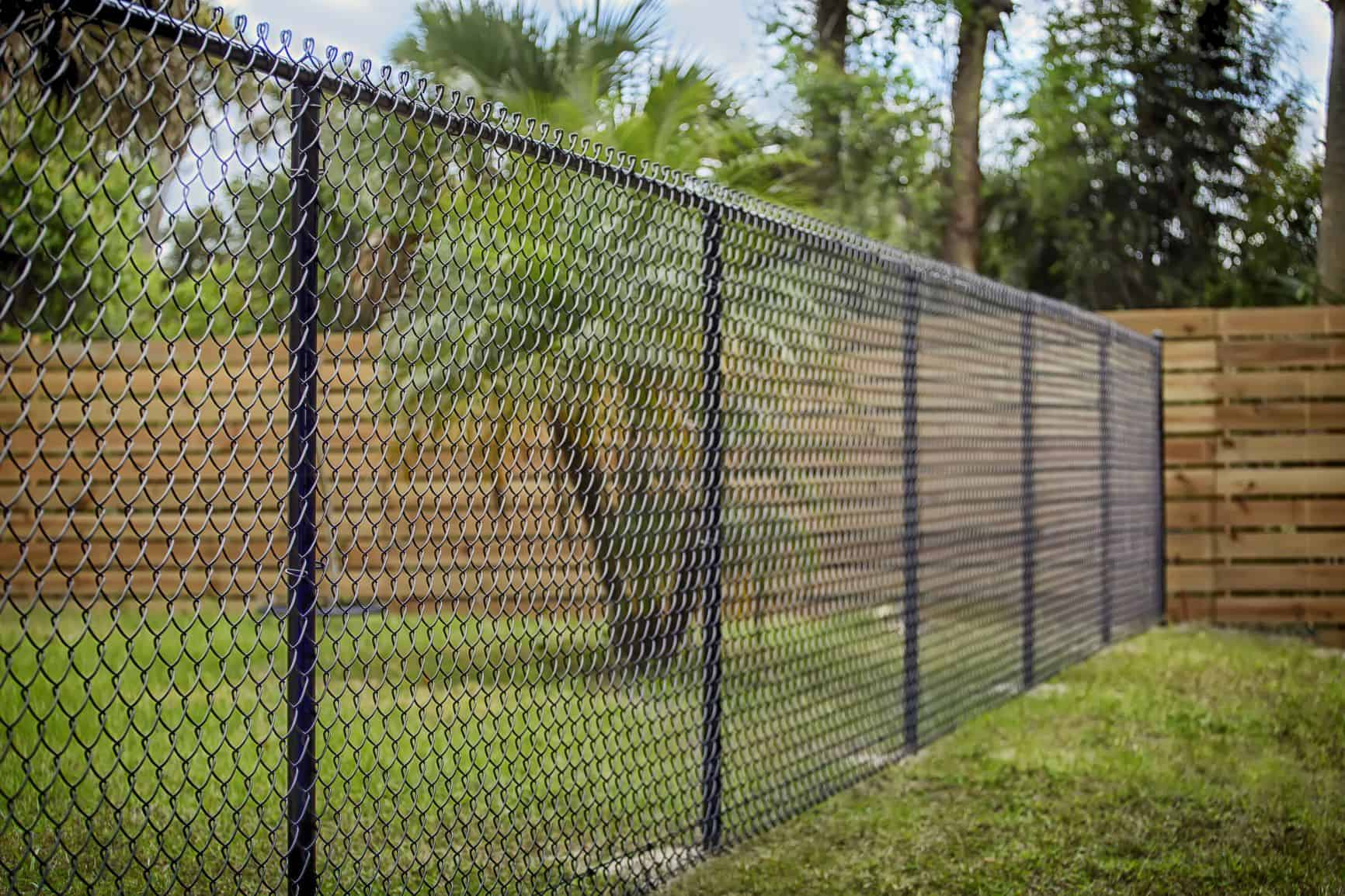 chain link fence Elk Grove