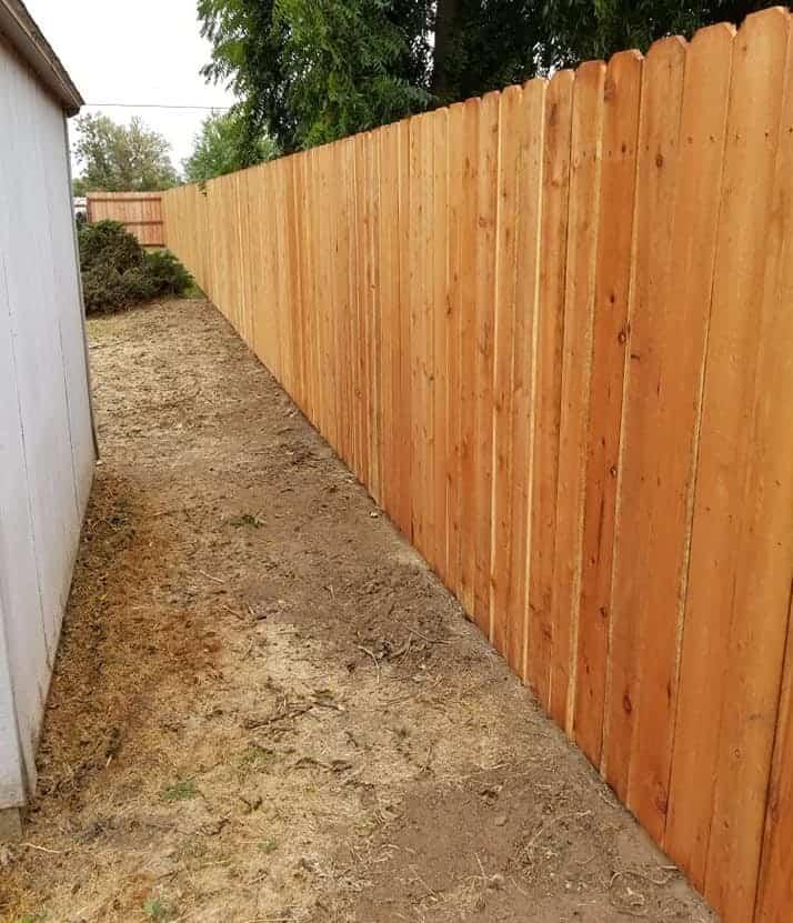 elk grove fence contractor