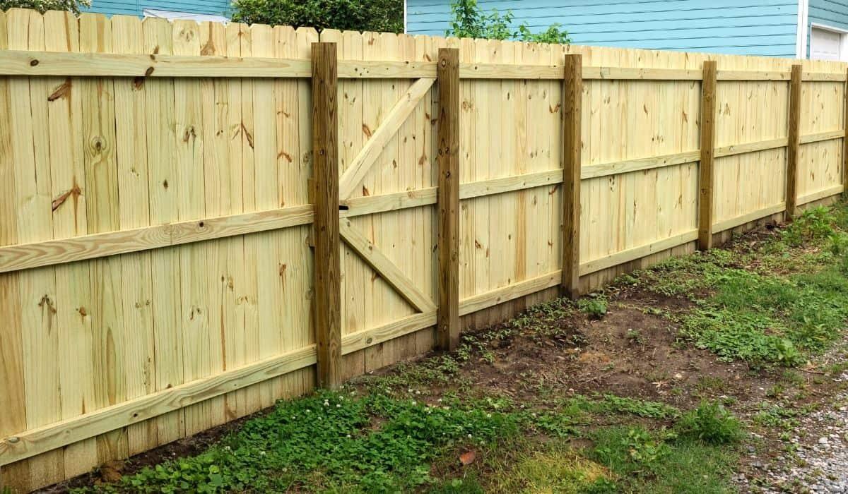 fence company in sacramento