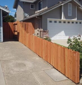 fence installation Bates Fencing, Elk Grove